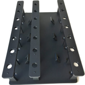 Big Game Rod Holder For 21 Rods Plus A 6 Curved Butt Rod Rack