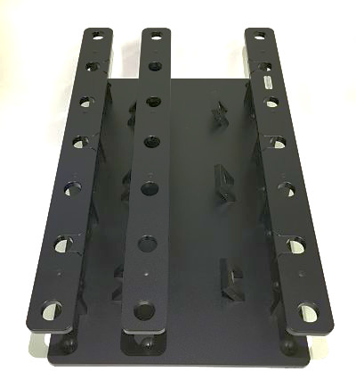 Big Game Rod Holder For 21 Rods Plus A 6 Curved Butt Rod Rack 2