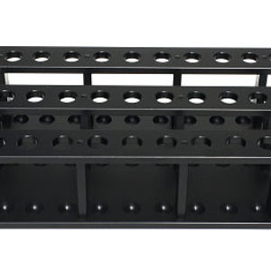 Fishing Rod Rack for 33 Conventional and Spinner Rods and Reels