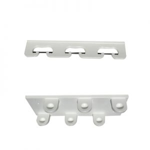 Save Space With This Vertical 6 Wall Mount Rod Holder